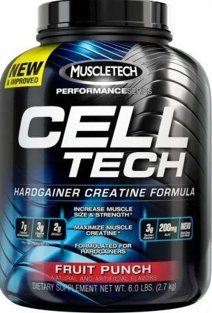 MUSCLETECH CELL-TECH PERFORMANCE 2700g