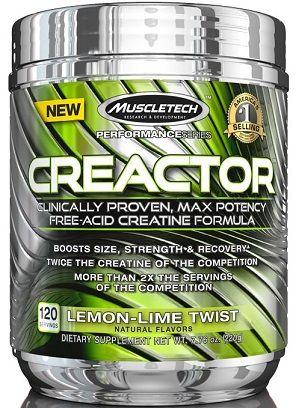 MUSCLETECH CREACTOR 220g