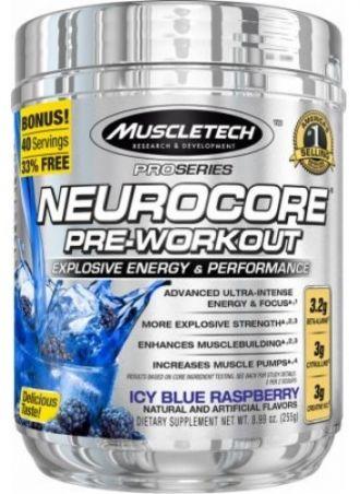 MuscleTech Neurocore Pre-Workout 212g