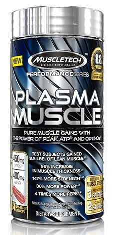 MuscleTech Plasma Muscle 84 kps