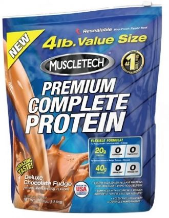 Muscletech Premium Complete Protein 1800g