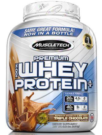 Muscletech Premium Whey Protein Plus 2270g