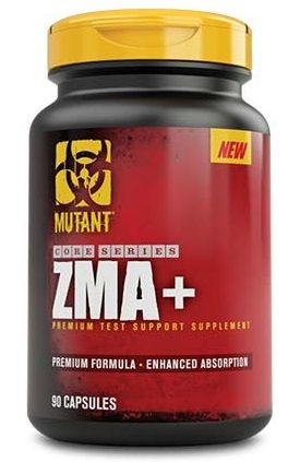 Mutant Core Series ZMA+ 90 cps