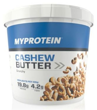MyProtein Kešu máslo (Cashew butter) 1000g