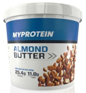 MyProtein Mandlové máslo (Almond butter) 1000g