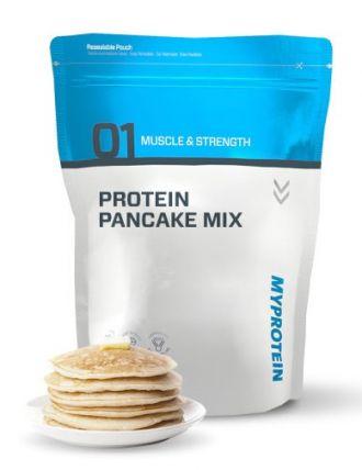 MyProtein Pancake mix 500g golden syrup