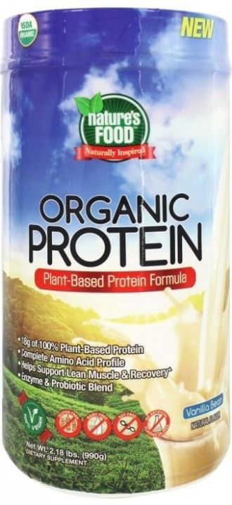 Nature´s Food  Organic Protein 1000g