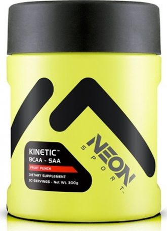 Neon Sport KINETIC BCAA - SAA 300g + Cellucor C4 10 d�vek