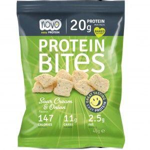 NOVO easy protein Chipsy Protein Bites