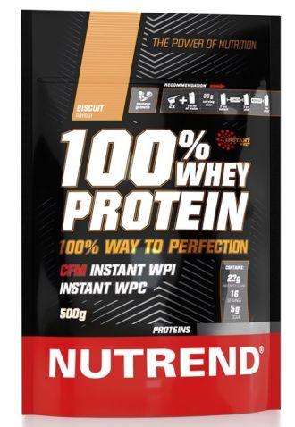 NUTREND 100% WHEY PROTEIN 500g