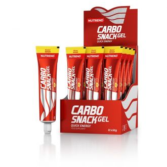 Nutrend CARBOSNACK tuba 55g