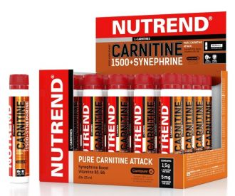 Nutrend CARNITIN 1500 + SYNEPHRINE