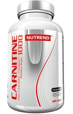 Nutrend CARNITINE 1000 120cps