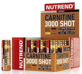 Nutrend CARNITINE 3000 SHOT 1200ml