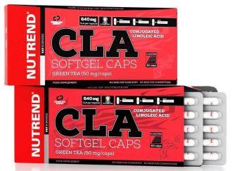 Nutrend CLA 60 kps