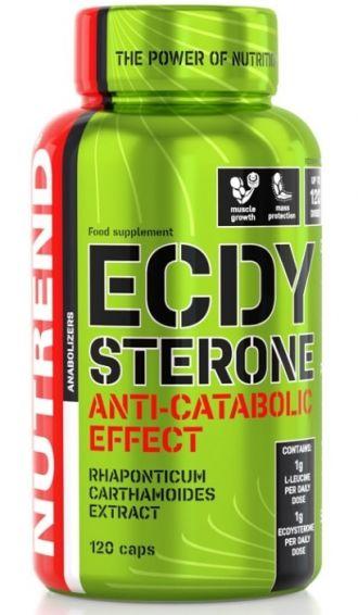 Nutrend ECDYSTERONE 120 kps