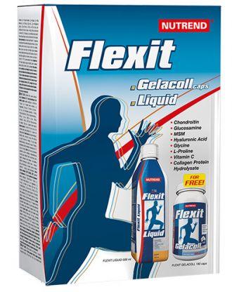 Nutrend FLEXIT LIQUID 500ml + GELACOLL 180