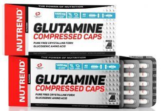 Nutrend GLUTAMINE COMPRESSED 120 kps
