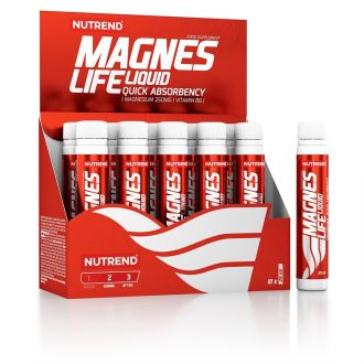 NUTREND MAGNESLIFE 10x25ml EXPIRACE 20.10.2017
