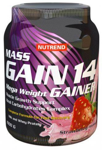 NUTREND MASS GAIN 14 / 1000g
