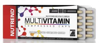 Nutrend MULTIVITAMIN COMPRESSED 60 kps