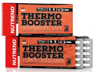 NUTREND THERMOBOOSTER COMPRESSED 60kps