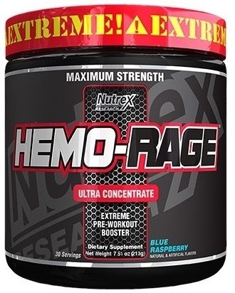 Nutrex Hemorage Ultra Concentrated 259g + Nutrex creatine 150g