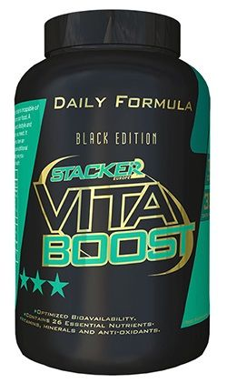 NVE Stacker 2 Vita Boost 120kps