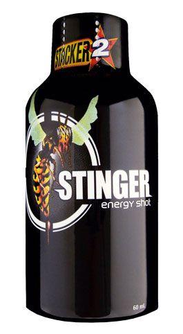 NVE Stacker Stinger Energy Shot
