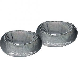 Nylonový zátěžový náramek inSPORTline 2x0,5 kg