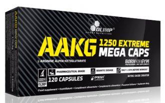Olimp AAKG 1250 EXTREME MEGA CAPS 120 kps