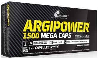 Olimp ARGI POWER 1500 Mega Caps 120 kps