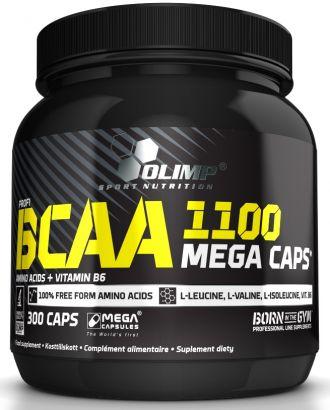 Olimp BCAA 1100 Mega Caps 300 kps