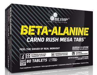 Olimp BETA-ALANIN Carno Rush 80 kps
