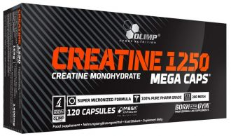 Olimp Creatine 1250 120 kps