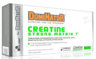 Olimp CREATINE STRONG MATRIX 7 120 kps