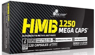 Olimp HMB 1250 MEGA CAPS 120 kps