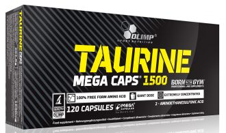 Olimp TAURINE MEGA CAPS 1500 120 kps