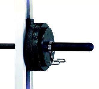 Olympic adaptér 25 mm/50 mm 20cm