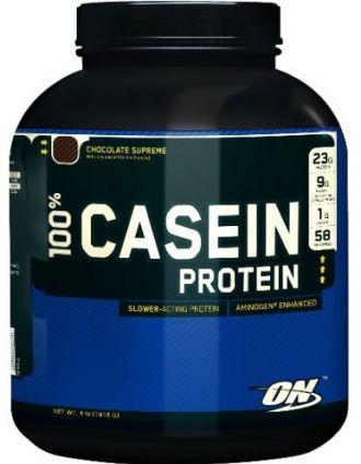 Optimum 100% CASEIN PROTEIN 1818g + �ejkr Optimum