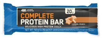 Optimum Complete Protein Bar
