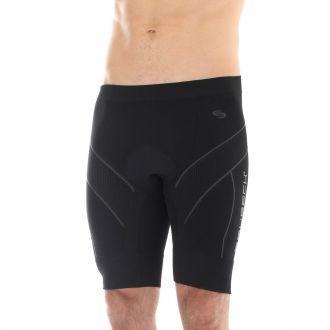 Pánské cyklistické termo kalhoty Brubeck FIT s vycpávkou