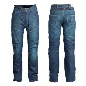 Pánské jeansové moto kalhoty ROLEFF Kevlar