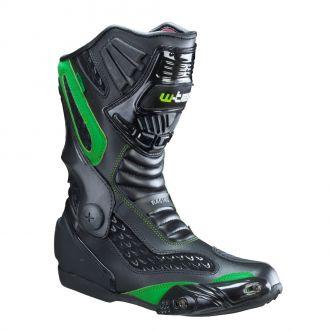 Pánské kožené moto boty W-TEC NF-6003