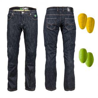 Pánské moto jeansy W-TEC A-1013