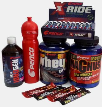 Penco balíček pro nárůst svalové hmoty