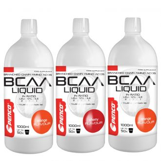 Penco BCAA liquid 1000 ml 2+1 ZDARMA