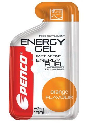 Penco PENCO ENERGY GEL 35g pomeranč
