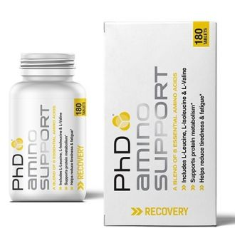 PhD Nutrition Amino Support EXPIRACE 02/2018