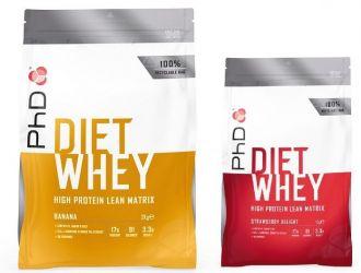 PhD Nutrition DIET WHEY 2000g